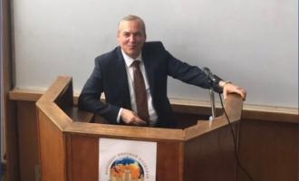 Празднование Дня дипломата на ФМП