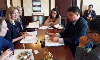 Сотрудничество с Хэйлунцзянским университетом (КНР)