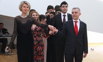 Весенний бал дипломата