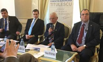 Эксперты ФМП на конференции в Бухаресте