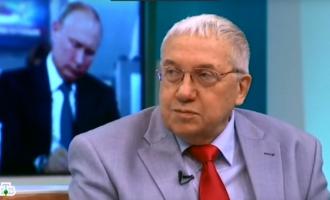 Комментарий А.Кокошина к прямой линии Путина