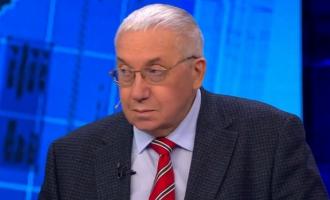"""А. А. Кокошин и Е. П. Бужинский на """"Большой игре"""""""