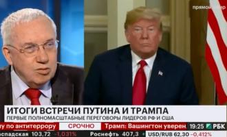 А.А.Кокошин о встрече В.Путина и Д.Трампа