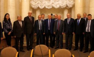 Стратегический семинар А. Кокошина в РАН