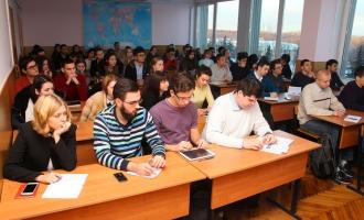 А.А. Кокошин провел занятие со студентами магистратуры ФМП по прикладным вопросам теории мировой политики