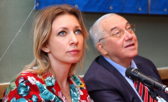 Лекция Марии Захаровой