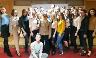 Студенты ФМП приняли участие в конференции на французском языке
