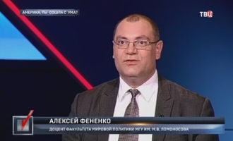 "А.В.Фененко в программе ""Право голоса"""