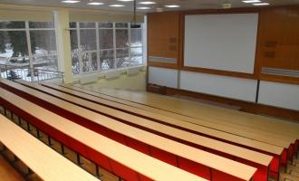 Новый семестр в обновлённой аудитории