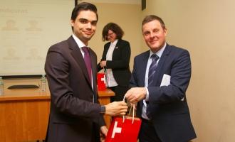 Посольство Швейцарии в гостях у ФМП