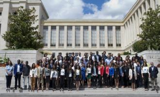 Образовательная стажировка в ООН