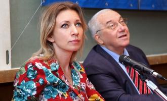 Мария Захарова – преподаватель ФМП МГУ