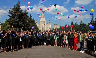 Выпускники ФМП получили дипломы