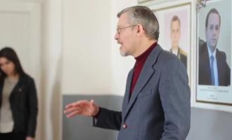 Лекция профессора ФМП А.И.Яковлева в Армении