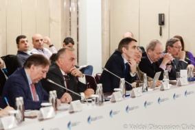 В.И. Бартенев принял участие в Ближневосточном Валдае