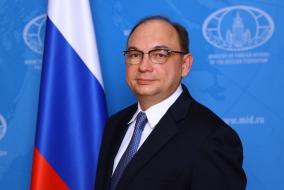 Лекция Д.А. Биричевского «Актуальные вопросы экономической дипломатии»
