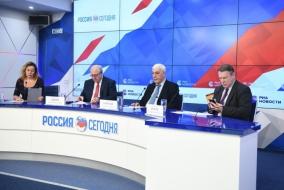 А.А. Сидоров принял участие в круглом столе МИА «Россия сегодня»