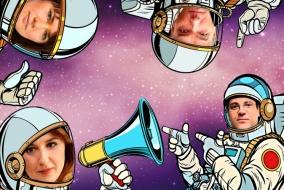 Через тернии к звездам! Зимняя космическая школа ФМП МГУ